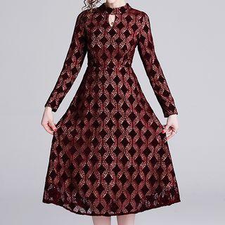 Long-sleeve | Dress | Lace