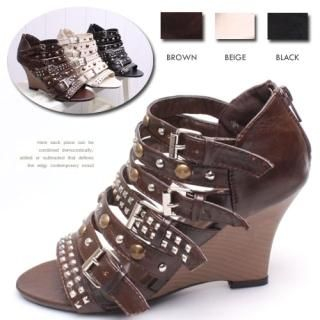 Buy Woorisin Wedge Sandals 1022548875