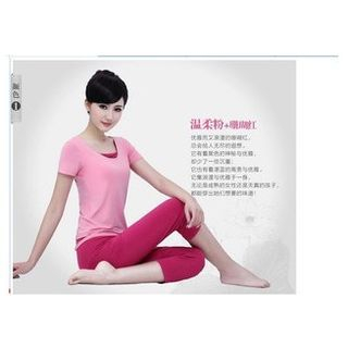 Yoga Set: Top + Pants 1040695138