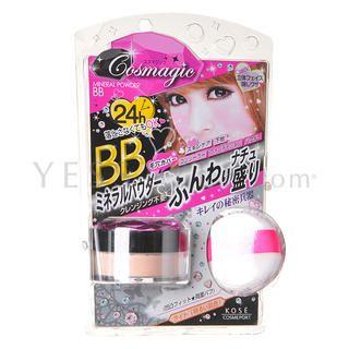 Kose - Cosmagic 24h BB Mineral Powder (Light Beige) 5g