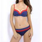 Color Block Bikini 1596