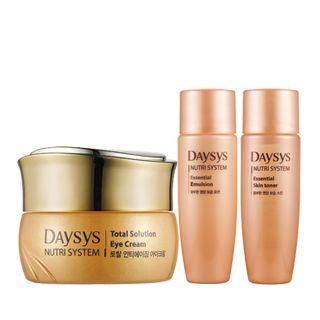 ENPRANI - Daysys Nutri System Total Solution Eye Cream Special Set: Eye Cream 30ml + Skin Toner 32ml + Emulsion 32ml 3pcs 1061645657
