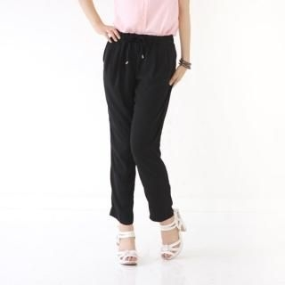 Buy Youareagirl Drawstring Waist Ankle Length Pants 1022851070