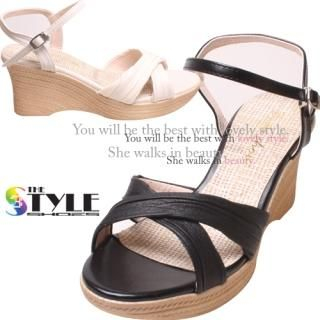 Picture of Woorisin Wedge Sandals 1022969932 (Sandals, Woorisin Shoes, Korea Shoes, Womens Shoes, Womens Sandals)