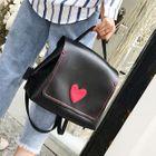 Heart Applique Backpack 1596
