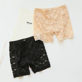 Lace Boy Shorts 1061560955