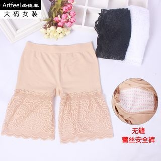 Boy Seamless Lace Shorts 1056947373