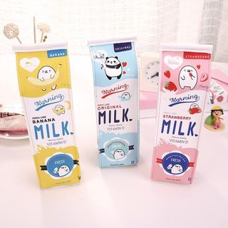 Milk Carton Shaped Pencil Case 1062622759