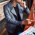 Faux Leather Jacket от YesStyle.com INT