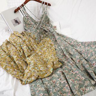 Sundress | Strappy | Chiffon | Floral | Print