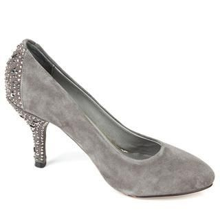 Buy Cocoeve Sequinned Back Trimmed Pumps 1022418174