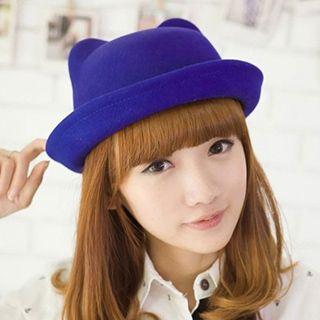Fedora   Ear   Cat   Hat