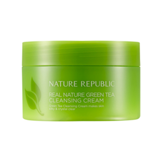 NATURE REPUBLIC - Real Nature Green Tea Cleansing Cream 200ml 200ml 1056656693