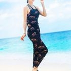 Set : Print Bikini + Cover-up 1596