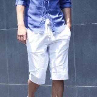 Buy Hwang Kum Style Cotton Shorts 1022994737