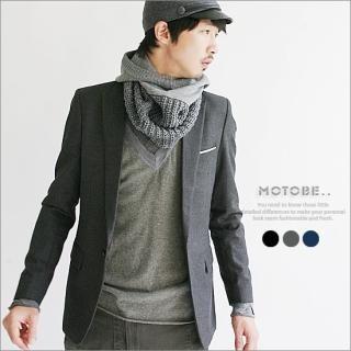 Buy MOTOBE Wool Blend Blazer 1021539195