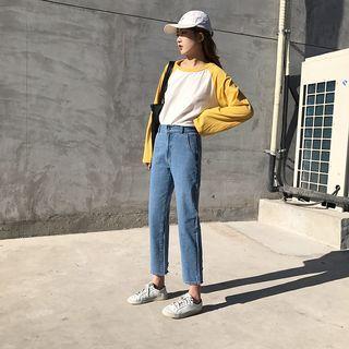 Straight-Leg Jeans 1057172134