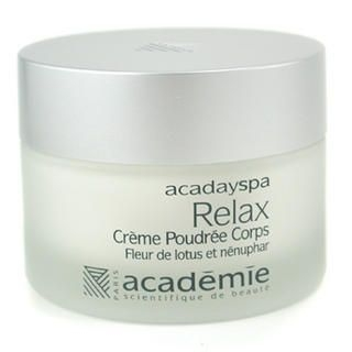 Picture of Academie - AcadaySpa Relax Body Powdered Cream 200ml/6.7oz (Academie, Skincare, Body Care)