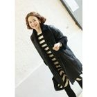 Fleeced-Line Faux-Suede Coat от YesStyle.com INT