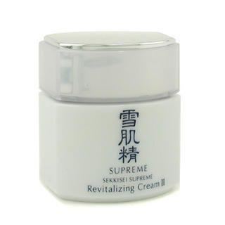Kose - Sekkisei Supreme Revitalizing Cream II 38ml/1.4oz