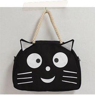 Buy Sechuna Cat Face Tote Bag 1020690430