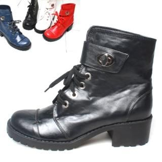 Buy Woorisin Laced up Boots 1023021120