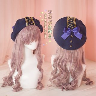 Image of Bow-Accent Beret