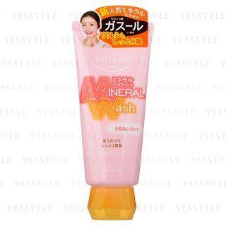 Kose - Softymo Mineral Wash - Moisture (Pink) 130g