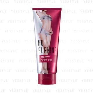 Hot Burning Body Gel 200ml