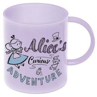 Alice in Wonderland Plastic Cup 1058158963