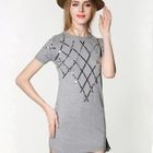 Sequined Knit Dress 1596