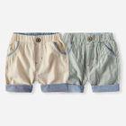 Kids Pinstriped Shorts 1596
