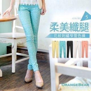pattern-stretchy-pants