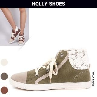 Buy Holly Shoes Lace-Up Sneakers 1022157419