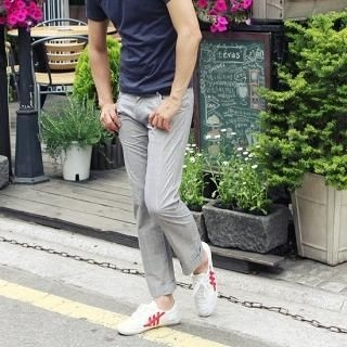 Picture of Style YOURS Ankle Length Check Pants 1022860389 (Style YOURS, Mens Pants, Korea)