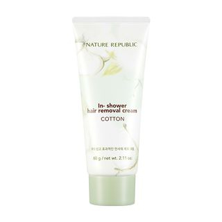 Nature Republic - Cotton In Shower Hair Removal Cream 60g 60g 1066873682