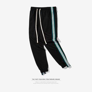 Striped Sweatpants