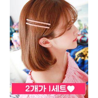 Set of 2: Rhinestone Bobby Hair Pin 1066554040