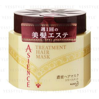Kao - Asience Treatment Hair Mask 180g 1058203114