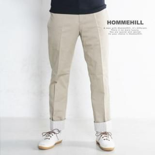 Buy HOMMEHILL Roll-Up Ankle Length Pants 1022788794