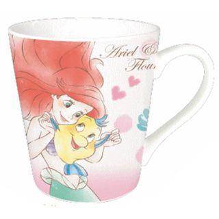 Ariel & Flounder Lovely Friends Mug Cup 1062403149