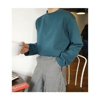 Mock-Neck Long-Sleeve T-Shirt 1057467525