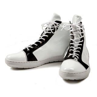 Buy Purplow Handmade High Top Sneakers 1005017012