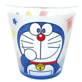 Doraemon Frost Glass Cup 1059945628