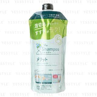 Kao - Merit The Shampoo (Refill) 340ml 1065910794