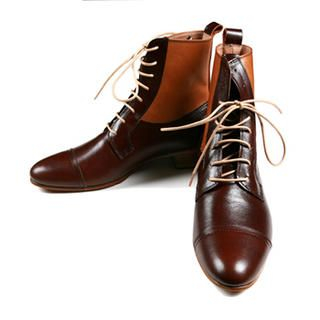Buy Purplow Handmade High Top Boots 1010043941