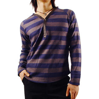 Buy Purplow Stripe Hoodie 1004611693