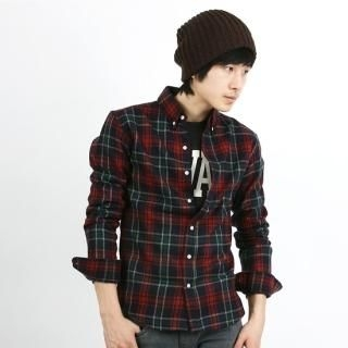 Buy BoynMen Plaid Shirt 1022097145