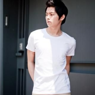 Picture of G-NARU Pocket T-Shirt 1023040420 (G-NARU, Mens Tees, South Korea)