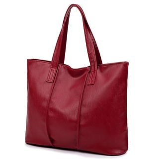 Faux Leather Tote 1060642601